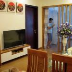 Hoàn thiện nội thất chung cư Times City căn hộ T11-17-16
