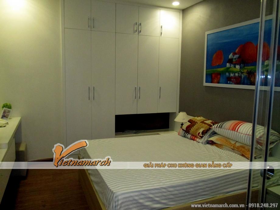 Thiết kế nội thất chung cư Times City căn hộ T11-03-09 phòng ngủ cho con 09