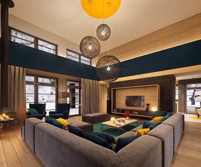 Thiết kế nội thất nhà phố đẹp tại Hải Phòng