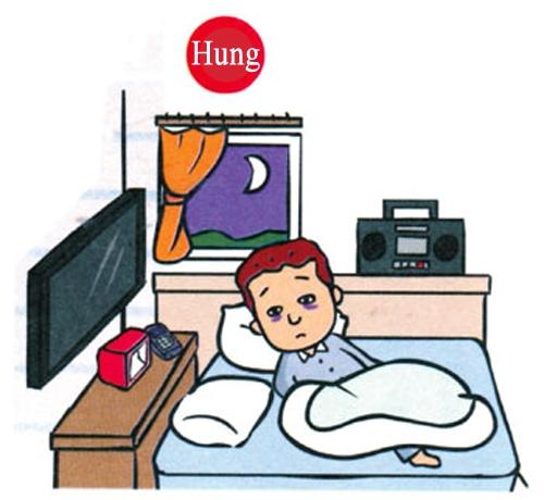 Không nên đặt TV, hệ thống âm thanh trước giường ngủ
