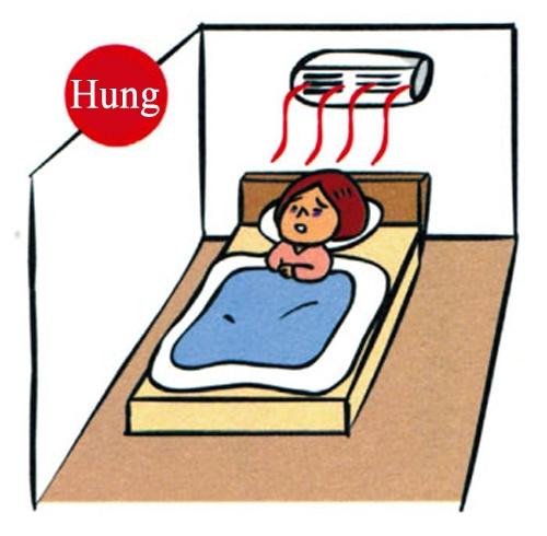 Đầu giường kiêng chiếu thẳng/kê sát vào bếp