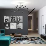 Thiết kế nội thất chung cư Times City căn hộ nhà chị Lan Anh