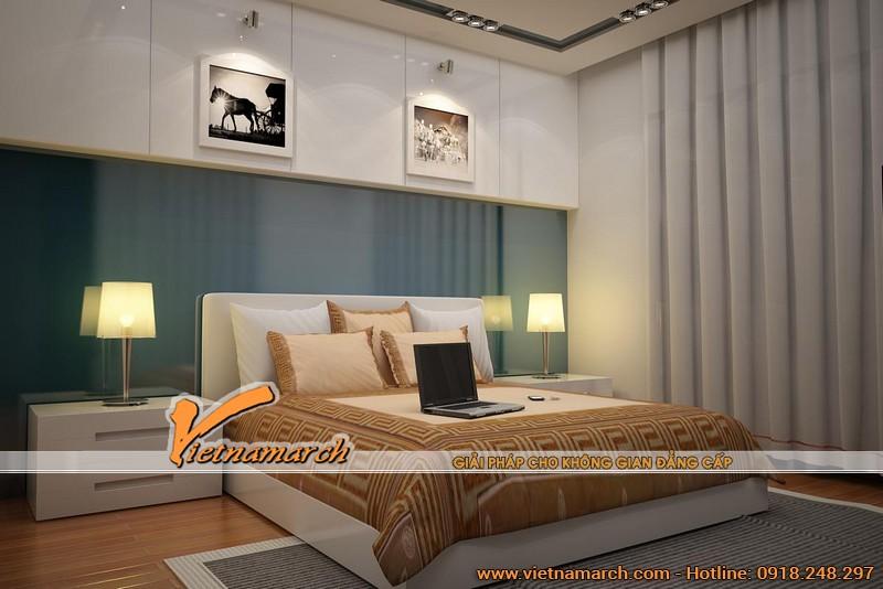 Thiết kế nội thất phòng ngủ cho ông bà