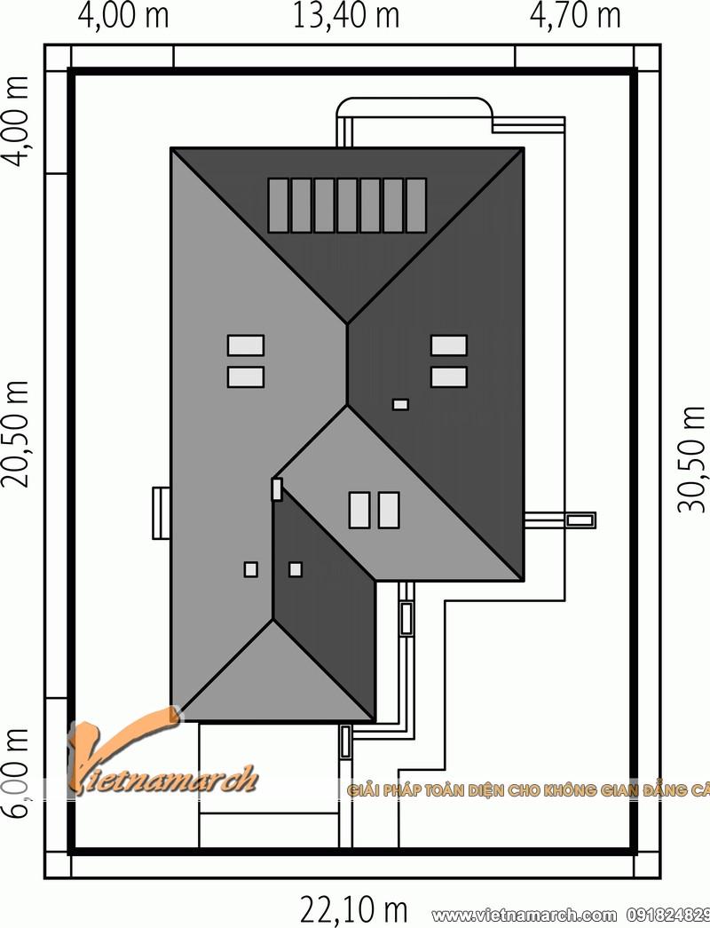 Thiết kế nhà cấp 4 đẹp hiện đại tại Hải Phòng 04