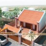 Thiết kế và xây dựng nhà thờ dòng họ Lê tại Ứng Hòa – Hà Nội