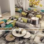 Thiết kế nội thất cho căn hộ của đôi vợ chồng trẻ