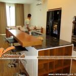 Thiết kế nội thất chung cư Times City căn T08-09-21