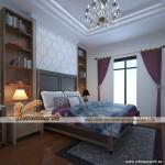 Thiết kế nội thất chung cư Times City căn hộ 78.3m2
