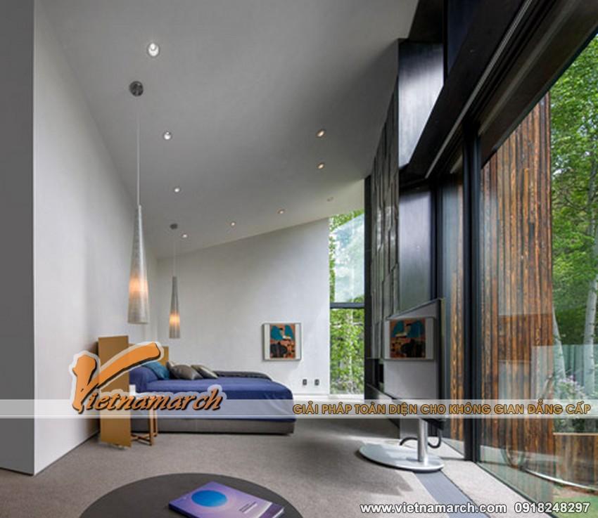 Thiết kế kiến trúc nhà đẹop