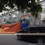 Tư vấn thiết kế giàn thép đỗ xe cao tầng Nguyễn Công Hoan