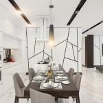 Thiết kế nội thất chung cư New SkyLine – căn hộ 10.32B3