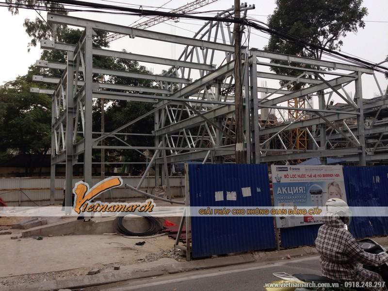 Sau khi hoàn thiện được đưa vào sử dụng sẽ giải quyết được tình trạng thiếu điểm đỗ an toàn, chất lượng cho người dân tại Hà Nội