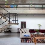 Ý tưởng thiên nhiên trong thiết kế nội thất nhà phố ở Đinh Liệt, Hà Nội