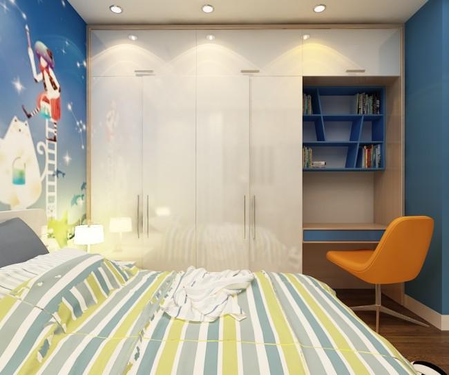 nội thất chung cư mang phong cách hiện đại