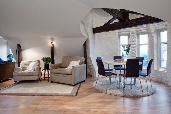 Tư vấn thiết kế nội thất nhà đẹp cho căn hộ chung cư.