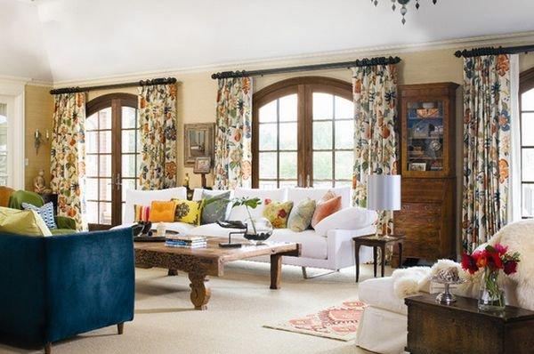 Chuyên gia tư vấn thiết kế nhà đẹp hướng dẫn cách chọn rèm cửa phù hợp cho từng không gian