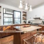Thiết kế nội thất nhà bếp nhỏ siêu tiết kiệm và tiện nghi