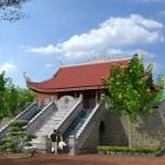 Nét hiện đại pha lẫn truyền thống trong kiến trúc nhà thờ họ Hoàng Ân Thi – Hưng Yên