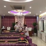 Vietnamarch hoàn thiện thi công nội thất Spa Saigon Beauty