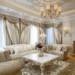 5 mẫu thiết kế nội thất mang phong cách cổ điển Louis Pháp