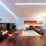 """Thiết kế nội thất chung cư với chủ đề """"thực tiễn ẩn trong phong cách"""""""