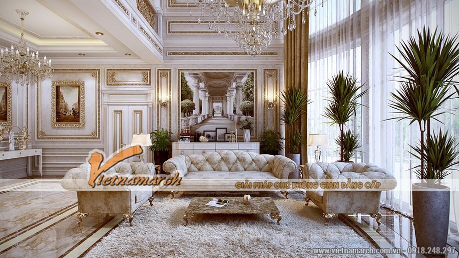 Phong cách thiết kế nội thất cổ điển của thời Louis XVI - 05