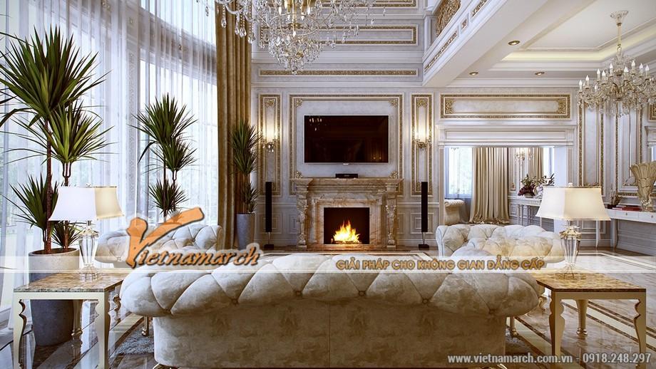 Phong cách thiết kế nội thất cổ điển của thời Louis XVI - 06