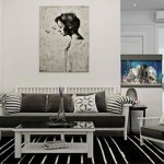 Thiết kế nội thất chung cư căn hộ 70m2 tại Goldmark City