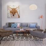 Thiết kế nội thất mang phong cách Nhật cho căn hộ CC Đông Đô