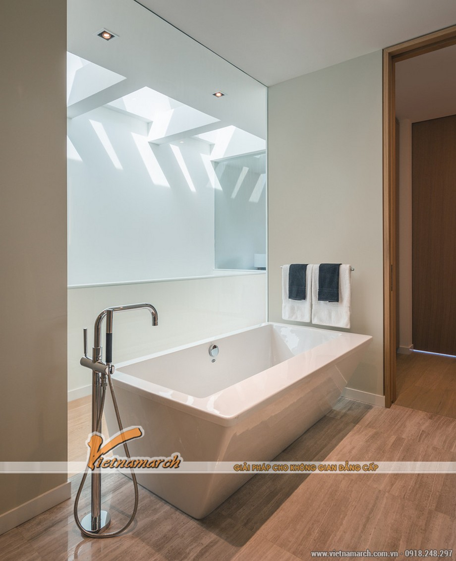 Không gian ấm cúng toát ra từ những những thiết kế nội thất tinh xảo