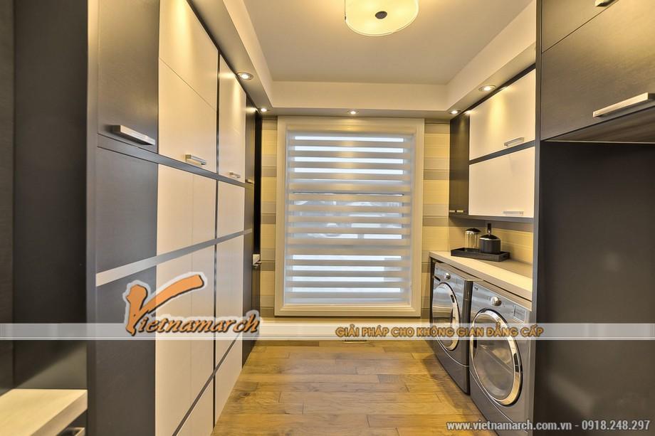 Thiết kế nội thất phòng tắm cực hiện đại trong ngôi biệt thự Vinhomes Riverside 05