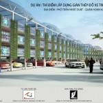 Kiến Việt nói về bãi đỗ xe cao tầng Trần Nhật Duật
