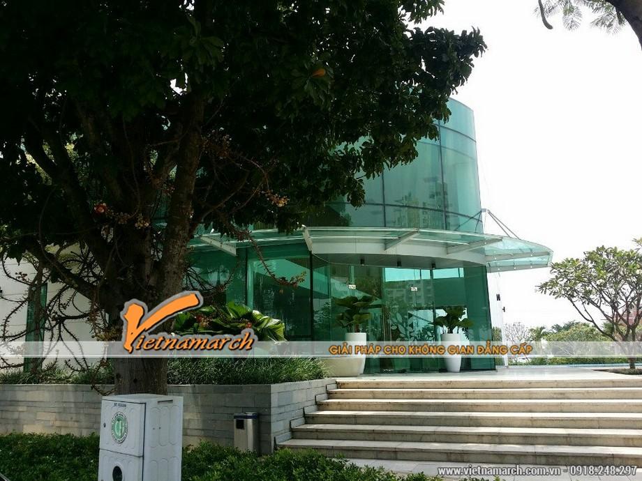 Vietnamarch tư vấn thiết kế kiến trúc biệt thự Lucasta 02