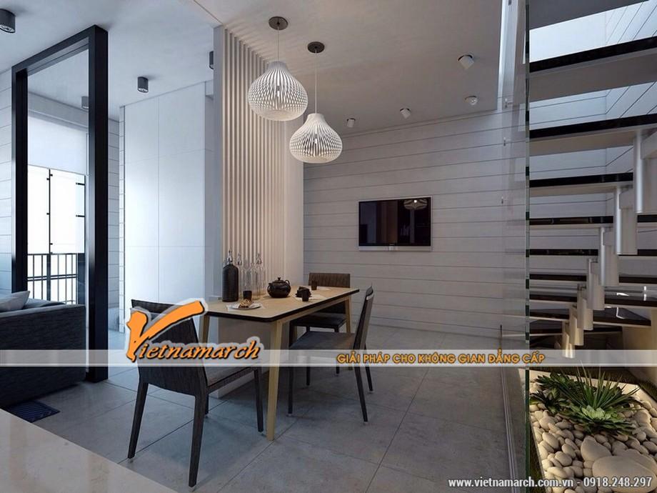Thiết kế nội thất biệt thự hiện đại, mang đến một đẳng cấp mới cho không gian sống