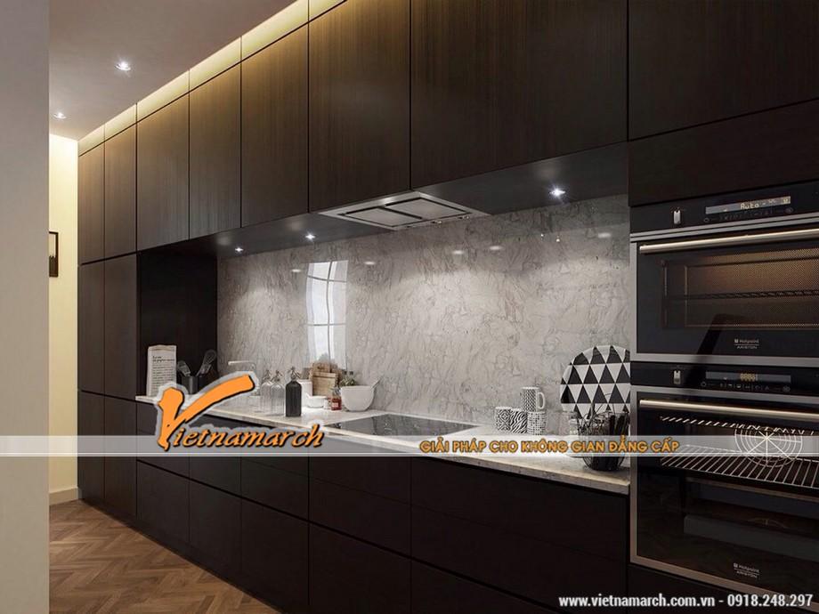 Phòng bếp cao cấp, tiện dụng