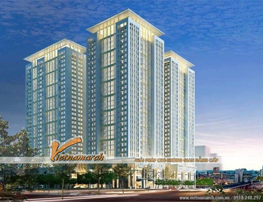 Chung cư Trung Kính - Complex Home City