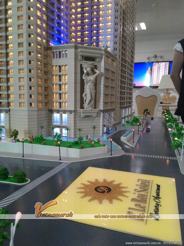 Vietnamarch chuyên tư vấn, thiết kế, thi công nội thất cho các căn hộ chung cư cao cấp