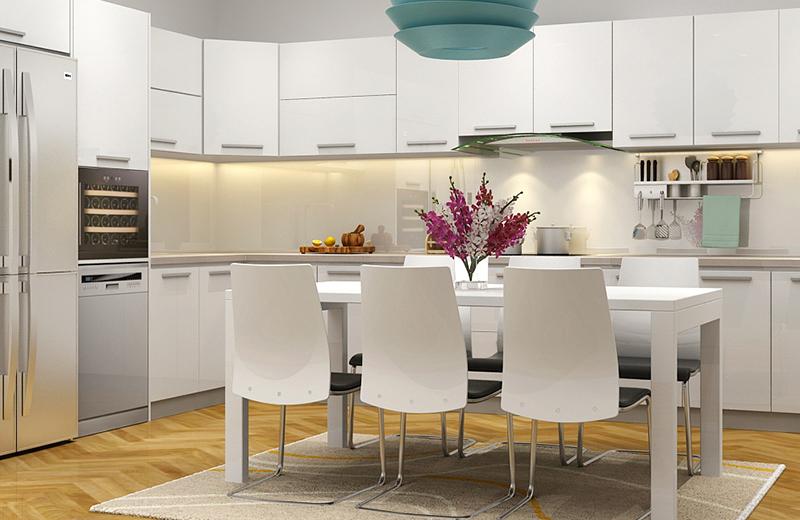 Những điều cần tránh trong gian bếp của bạn.- Tư vấn kiến trúc phong thủy nhà bếp