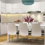 Tư vấn kiến trúc phong thủy phòng bếp với 3 điều nên tránh