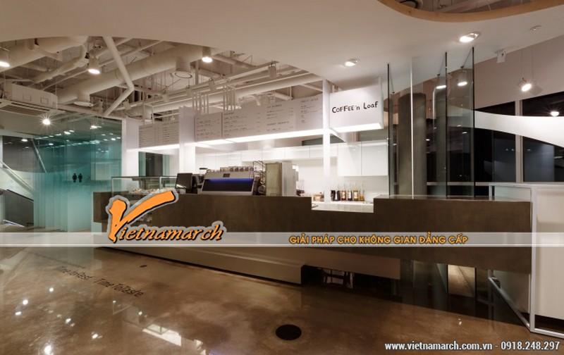 Thiet ke quan cafe Coffee'n LoaF của KTS Jang Sung Jin