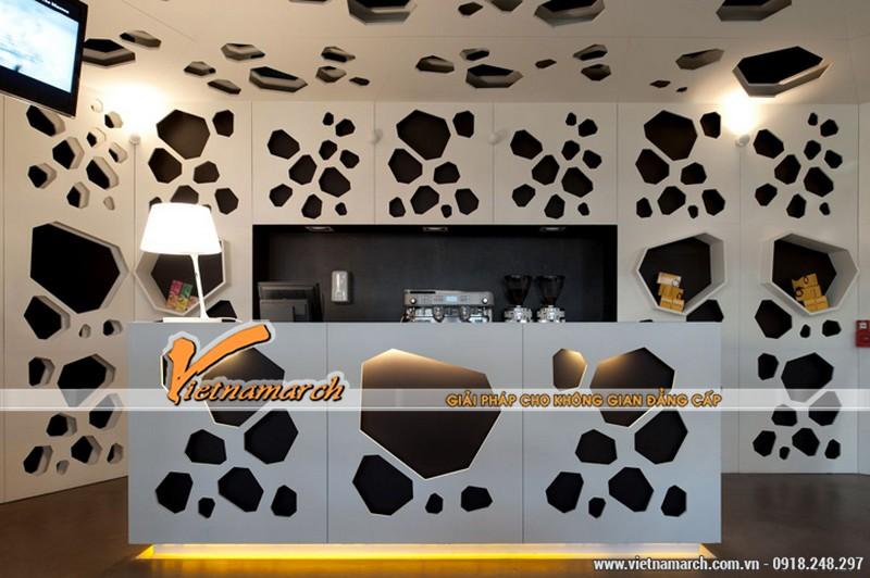 2 kiểu thiết kế quán cà phê độc đáo và sáng tạo