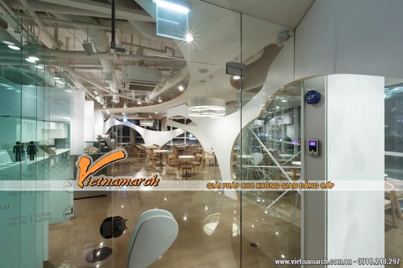 Dự án quán cafe Coffee'n LoaF của KTS Jang Sung Jin