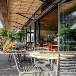 5 ý tưởng thiết kế quán cà phê sân vườn giúp thu hút nhiều khách