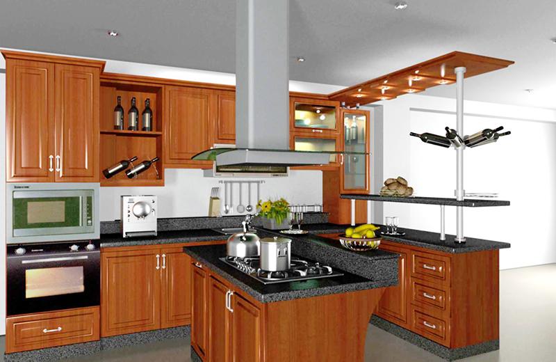 Tránh để bếp bị ẩm ướt - Vietnamarch tư vấn kiến trúc phong thủy nhà bếp