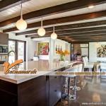 5 ý tưởng độc đáo cho thiết kế nội thất nhà bếp có không gian rộng lớn
