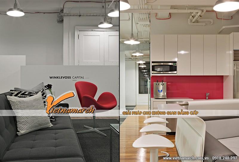Ý tưởng thiết kế văn phòng làm việc đẹp và hiện đại