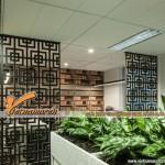 """""""Ý tưởng xanh"""" trong thiết kế nội thất văn phòng coworking space"""
