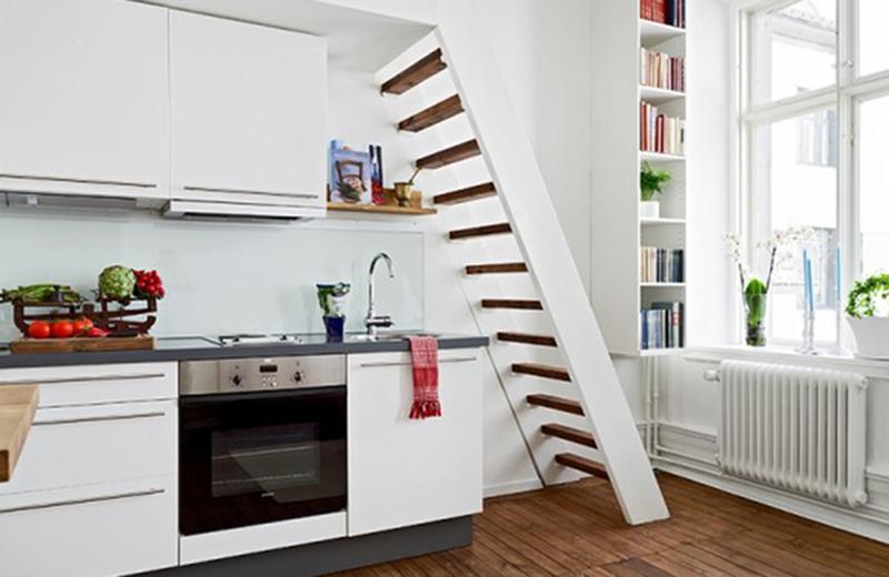 Biết cách bố trí thì dù căn hộ của bạn có hẹp tới mấy cũng có thể để được đầy đủ tiện nghi - tư vấn thiết kế nội thất cho căn hộ nhỏ