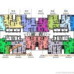 Phương án thiết kế căn 03 Park2 diện tích 73m2 chung cư Park Hill – Times City
