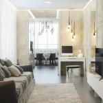 Cổ điển và hiện đại trong thiết kế nội thất chung cư SHP Plaza Hải Phòng